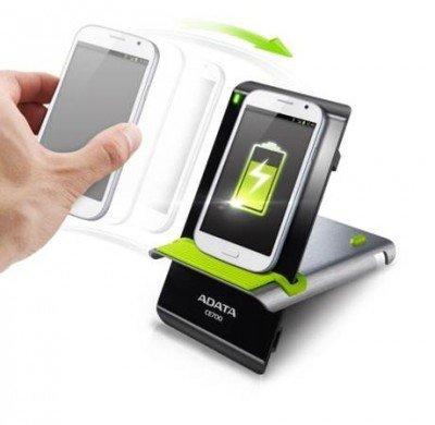 ADATA CE700 ładowarka bezprzewodowa- indukcyjna ( smartphone/tablet ) Czarna - ACE700-1C-5V-CSVGR