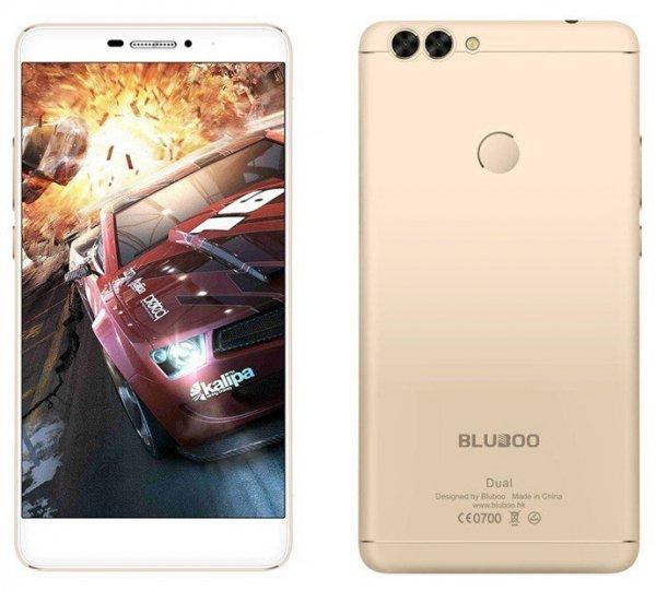 Smartfon Bluboo Dual 2GB 16GB 5.5 (złoty) POLSKA DYSTRYBUCJA