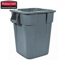 Kontener BRUTE® kwadrat 151,4L grey
