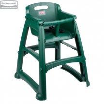 Krzesełko dla dzieci Sturdy Chair™ Green z ochroną antybakteryjną Microban®