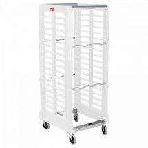 Podwójny Wózek Max System™ Rack white