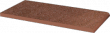 Taurus Brown Parapet 14,8x30