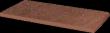Paradyż Taurus Brown Parapet 14,8x30