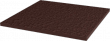 Paradyż Natural Brown Klinkier Duro 30x30
