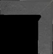 Semir Grafit Cokół 2 El. Prawy 8,1x30