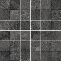 Opoczno Quenos Graphite Mosaic Matt 29,8x29,8