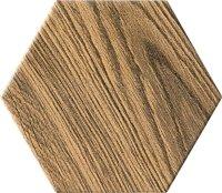 Domino Burano Wood Hex 11x12,5