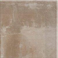 Piatto Sand Stopnica Narożna 30x30