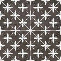 Dual Gres Poole Black 45x45