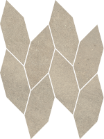 Paradyż Smoothstone Bianco Mozaika Satyna 22,3x29,8
