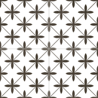 Dual Gres Poole White 45x45