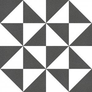 Keros Black & White 25x25