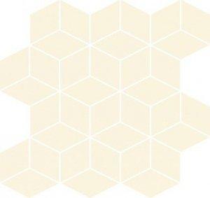 Cersanit Colour Blink Mosaic Diamond Cream 28x29,7