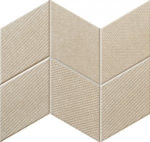 Tubądzin House of Tones Beige Mozaika 22,8x29,8