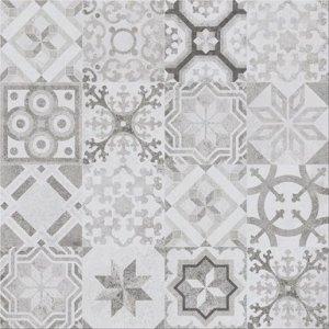 Cersanit Concrete Style Inserto Patchwork 42x42