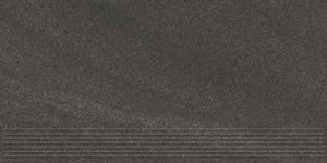 Paradyż Arkesia Grafit Stopnica Mat. 29,8x59,8