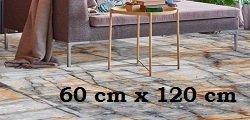 60 cm x 120 cm