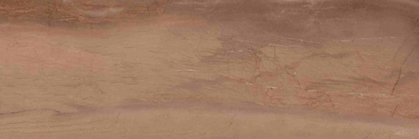 Ceramika Color Terra Brown Rett. 25x75