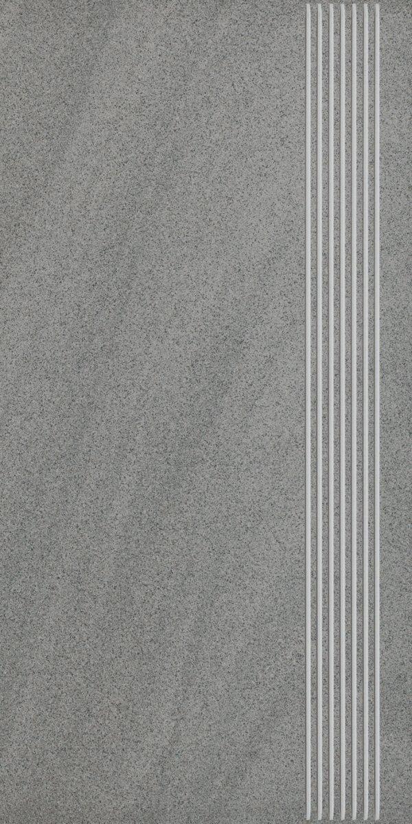 Paradyż Arkesia Grigio Stopnica Mat. 29,8x59,8