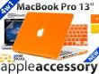 4w1 MacBook Pro 13'' OBUDOWA HARD CASE ETUI MAT LOGO