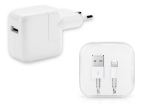 Zasilacz Ładowarka 12W do APPLE iPad Air mini Pro + Kabel Lightning