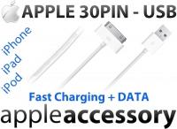 KABEL Apple Dock to USB iPhone 4S iPad 3 iPod