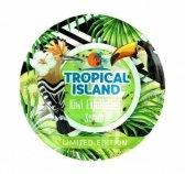 Marion Tropical Island Maseczka żelowa - Scrub do twarzy Kiwi  10g