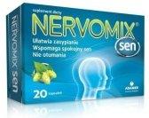 NERVOMIX SEN x 20 kapsułek