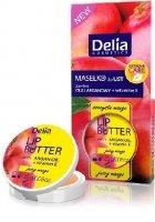 Delia Cosmetics Lip Butter Maselko do ust Soczyste Mango  2.5g