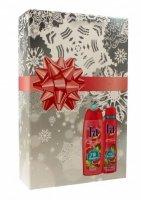 Fa Zestaw prezentowy Fiji Dream (Żel pod prysznic 250ml+Dezodorant spray 150ml)