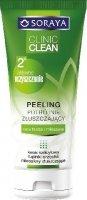 Soraya Clinic Clean Peeling potrojnie zluszczajacy  75ml