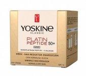 Yoskine Classic Platin Peptide 50+ Krem Max-reduktor zmarszczek na dzień 50ml