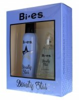 Bi-es Beauty Star Komplet (woda perfumowana 100ml+dezodorant spray 150ml)