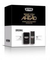 SAR*ZEST STR8/EDT50+DEO150/ORIGINAL