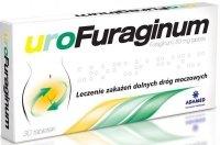 UROFURAGINUM 50mg x 30 tabletek