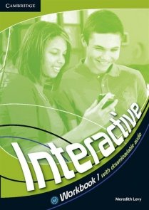 Interactive 1 Workbook with Downloadable Audio