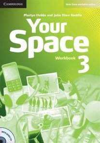 Your Space 3 Workbook with Audio CD