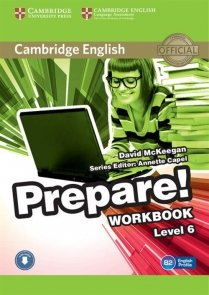 Cambridge English Prepare! 6 Workbook