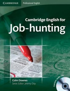 Cambridge English for Job-hunting Student's Book + CD