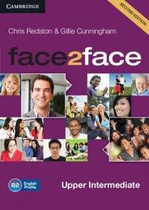 face2face Upper Intermediate Class Audio 2CD
