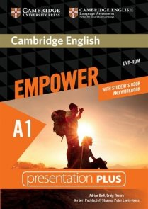 Cambridge English Empower Starter with Student's Book and Workbook Presentation Plus