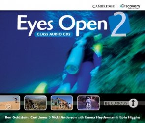 Eyes Open 2 Class Audio 3CD
