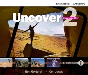 Uncover  2 Audio 2CD