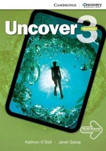 Uncover 3 Workbook + Online Practice