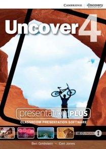 Uncover 4 Presentation Plus DVD