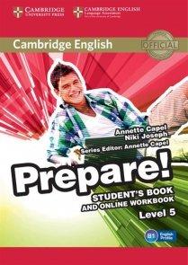 Cambridge English Prepare! 5 Student's Book