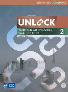 Unlock 2 Reading and Writing Skills Teacher's Book + DVD