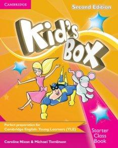 Kid's Box Starter Class Book + CD