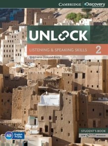 Unlock  2 Listening and Speaking Skills Student's Book with online workbook