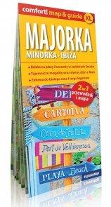 Majorka, Minorka, Ibiza comfort! map&guide XL